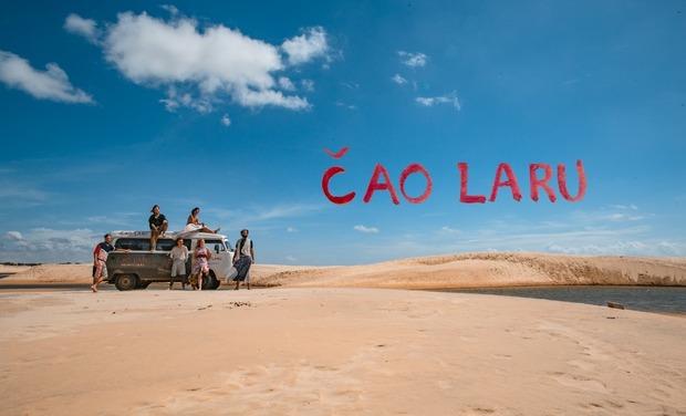 Project visual Čao Laru- Quatrième album-[Libre]