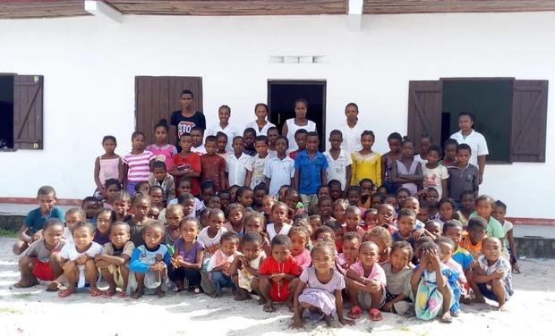 Visuel du projet Construire une maternelle à Madagascar