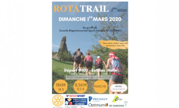 Visuel du projet Rotatrail 2020