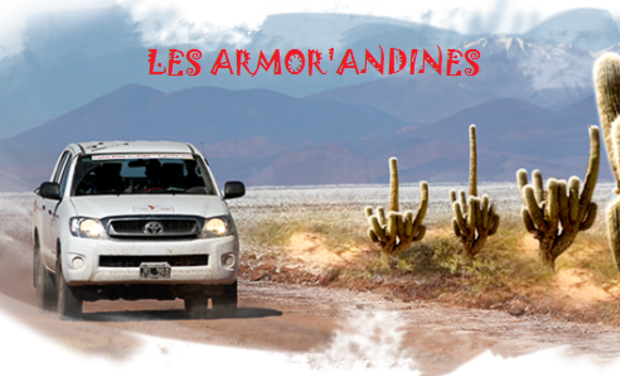 Project visual LES ARMOR'ANDINES