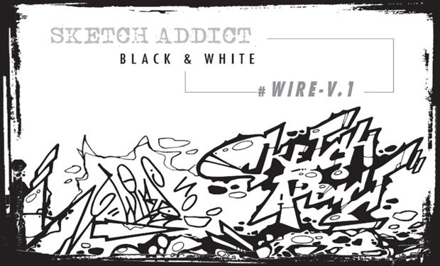 Visuel du projet Sketch Addict