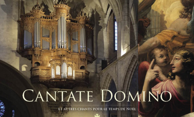 Project visual Cantate Domino - Maîtrise de la Cathédrale de Toulouse
