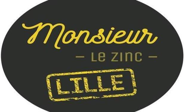 Project visual Monsieur le Zinc - Lille