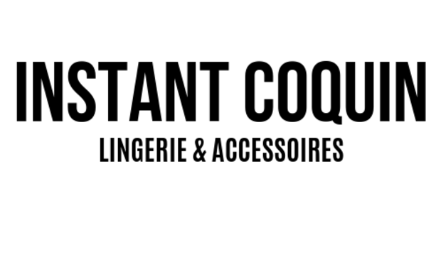 Visuel du projet Instant Coquin : Spécialiste lingerie fine