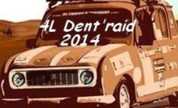 Visueel van project 4Ldent'raid - 4L trophy Equipage 1311