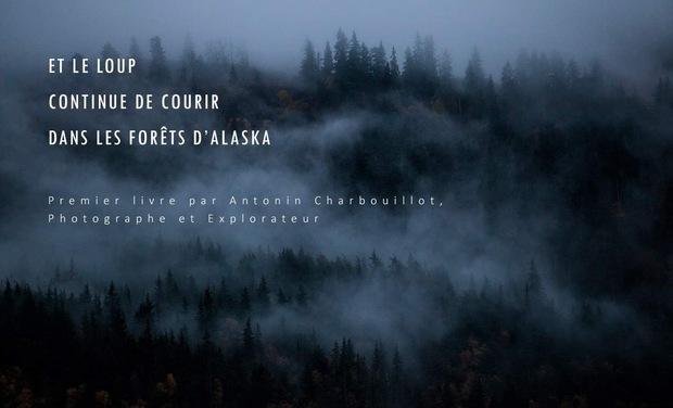 Visuel du projet Premier livre par Antonin Charbouillot, photographe et explorateur
