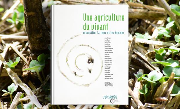 Project visual Une Agriculture du Vivant, réconcilier la terre et les hommes