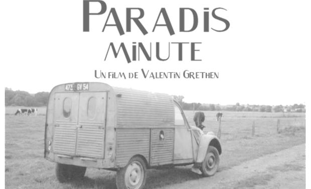 Visuel du projet Paradis Minute - Court Métrage