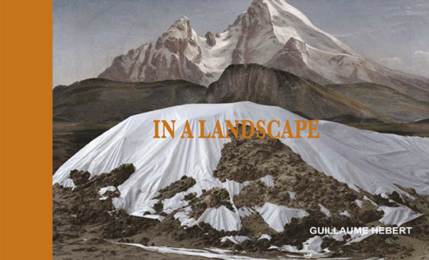 Project visual IN A LANDSCAPE, un livre de Guillaume Hebert