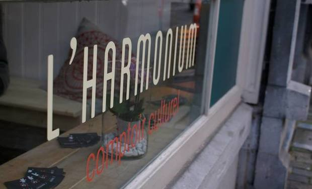 Project visual L'Harmonium
