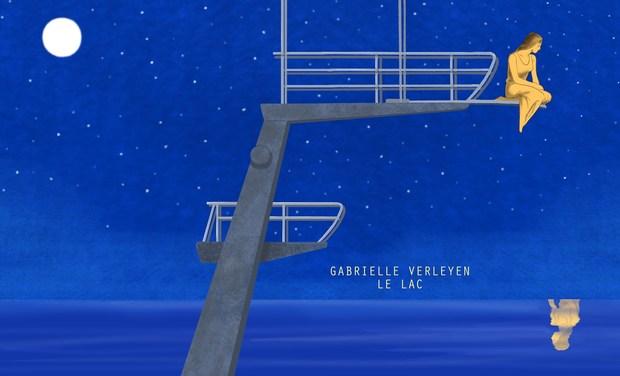 Visueel van project Gabrielle Verleyen - Le Lac - 1er EP