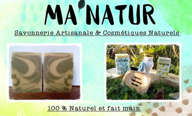 Visuel du projet MA'NATUR  Savonnerie Artisanale & Cosmétiques Naturels
