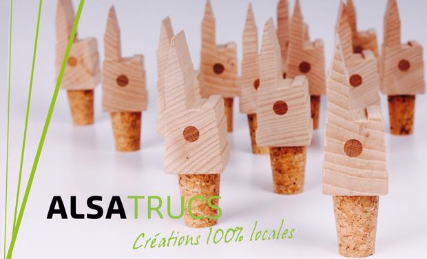 Visuel du projet ALSATRUCS - Artisanat 100% local - La boutique à Strasbourg