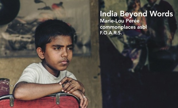 Visuel du projet India Beyond Words