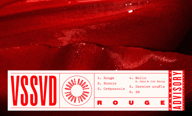 Project visual VSSVD // Nouvel EP : ROUGE