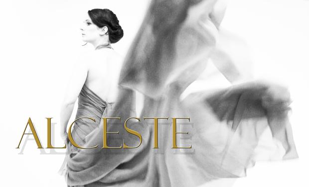 Visuel du projet Alceste, Nouvelle Création Danse/Théâtre