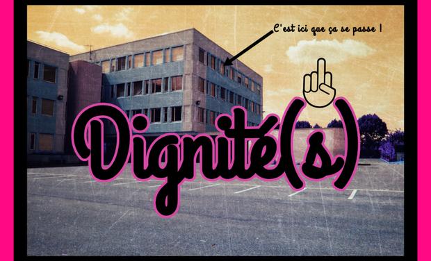 Visuel du projet DIGNITÉ(S), une comédie (gentiment) satirique et burlesque