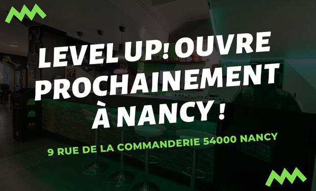Visuel du projet Level Up ! Nancy