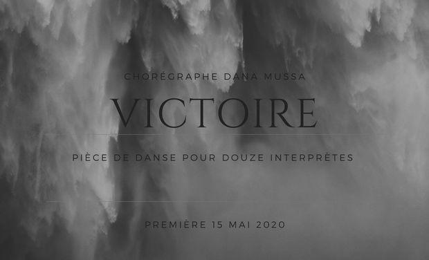 """Project visual """"Victoire"""" pièce de danse à la mémoire des victimes dans 2ème guèrre mondiale"""