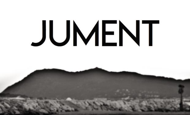 Project visual Précommande du 1er album de JUMENT