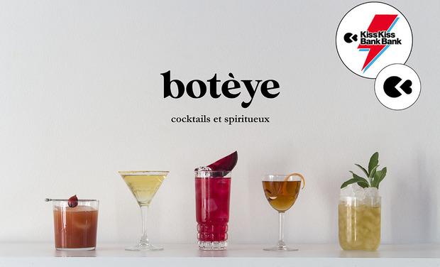 Visuel du projet BOTEYE, cocktails et spiritueux