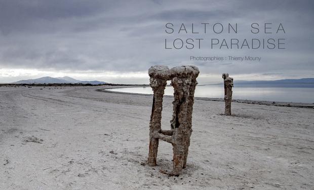 """Visuel du projet Exposition """"Salton Sea, Lost Paradise"""" Californie"""