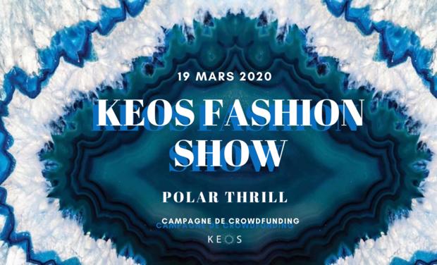 Visuel du projet KEOS FASHION SHOW Vol 6