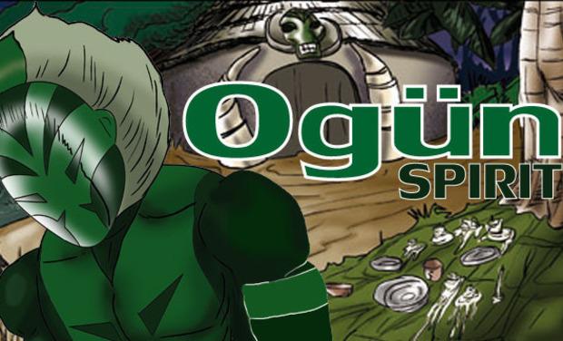 Project visual ogun Spirit