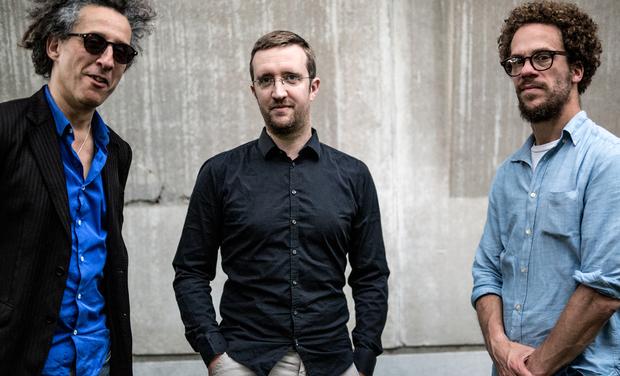 Visuel du projet MOODS / Jérémy Bruger Trio