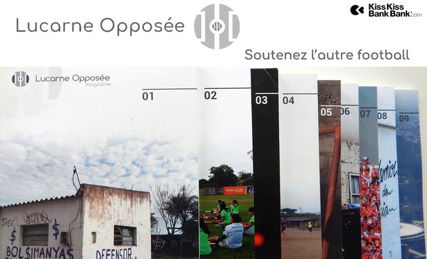 Visuel du projet Lucarne Opposée, plongez dans l'autre football