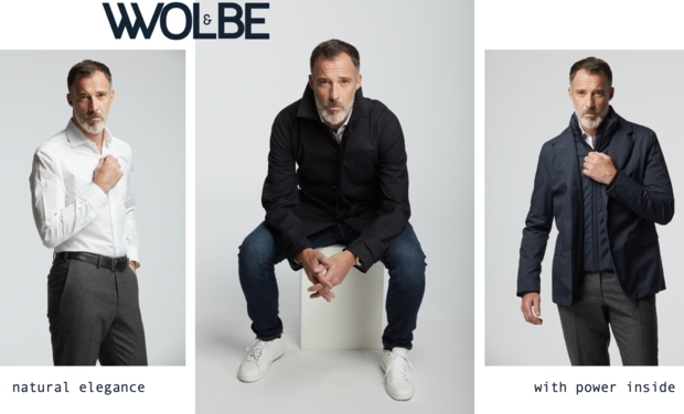 Project visual Wolbe : natural elegance with power inside