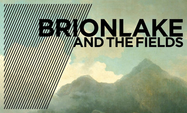 Visuel du projet BRIONLAKE & THE FIELDS, production du nouvel EP