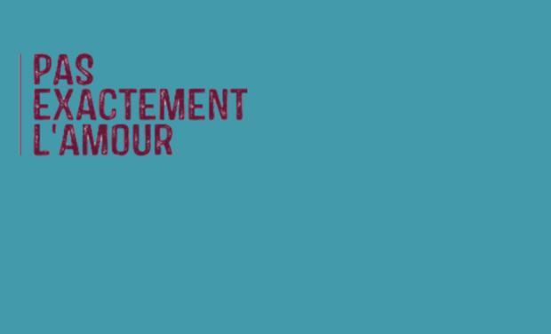 Visuel du projet PAS EXACTEMENT L'AMOUR