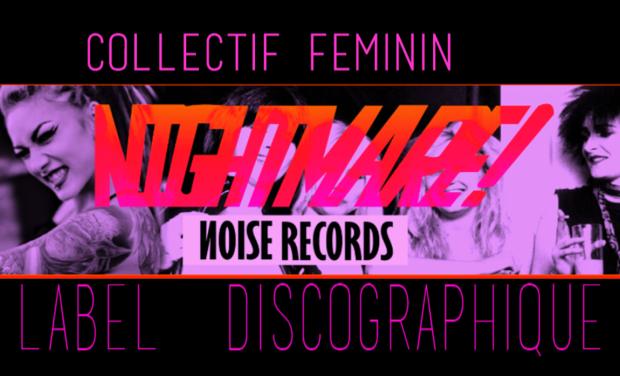 Visueel van project Nightmare Noise Records