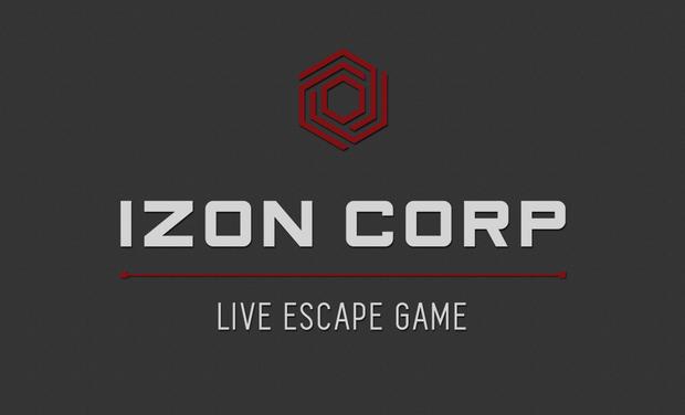 Visuel du projet Izon Corp - Live Escape Game