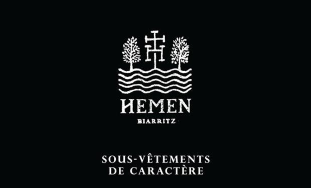 Project visual HEMEN, Sous-vêtements de Caractère, Biarritz.