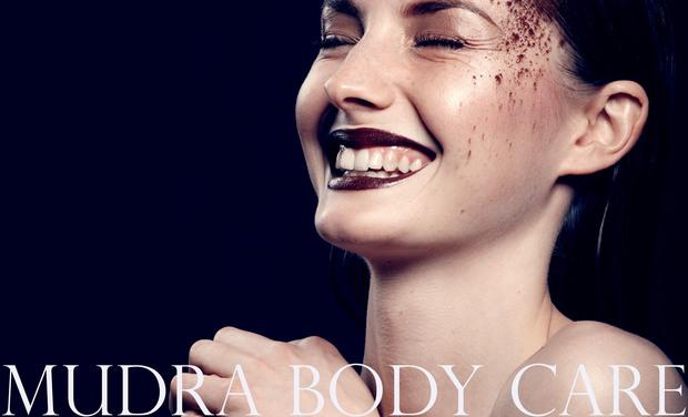 Visuel du projet Mudra Body Care