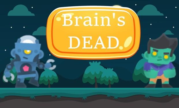 Visueel van project Brain'sDead