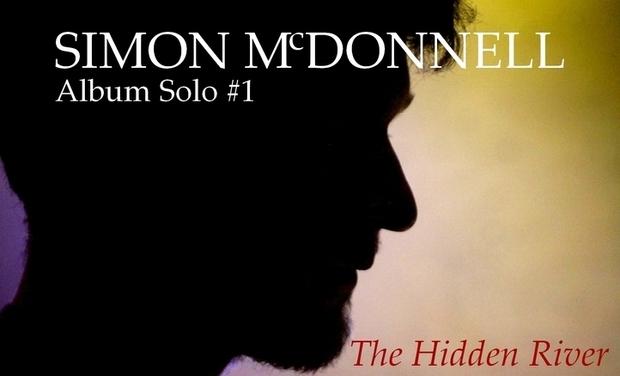 Visuel du projet Simon McDonnell: Album Solo #1