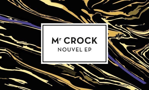 Visueel van project Mr. Crock // Nouvel Ep