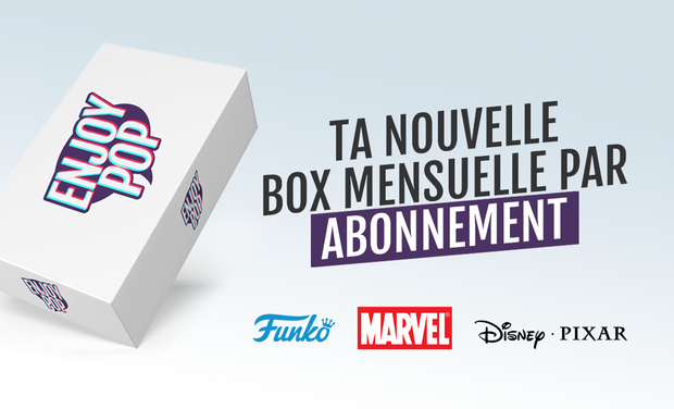 Visueel van project Abonnement Box mensuelle Funko POP!™
