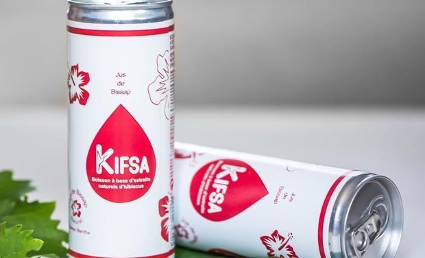 Visueel van project Kifsa pour une nouvelle aventure