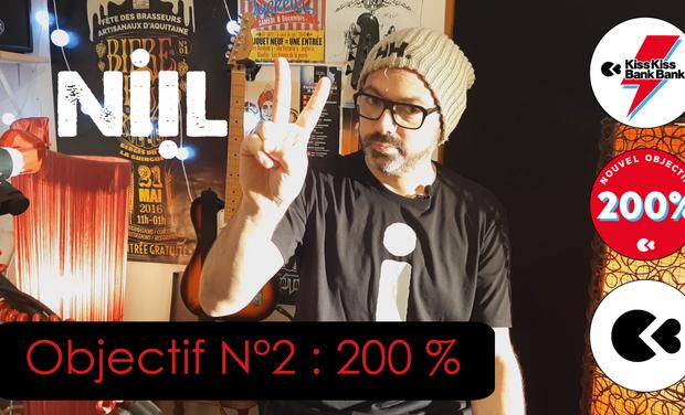 Visuel du projet Niil - Promotion de mon 1er album: Avant le vide