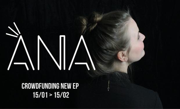 Visuel du projet ANA - First EP