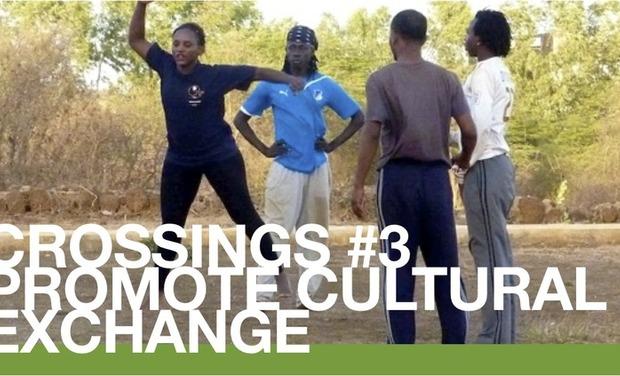 Visuel du projet CROSSINGS #3 - Promote cultural exchange