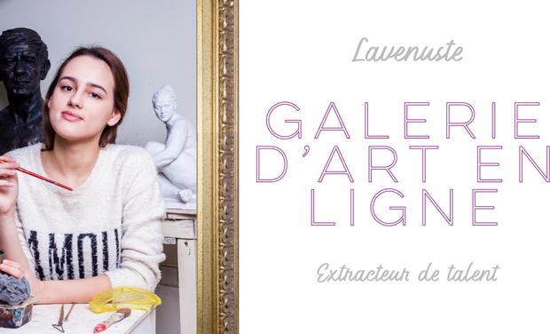 Project visual Lavenuste - La galerie d'art 100% en ligne