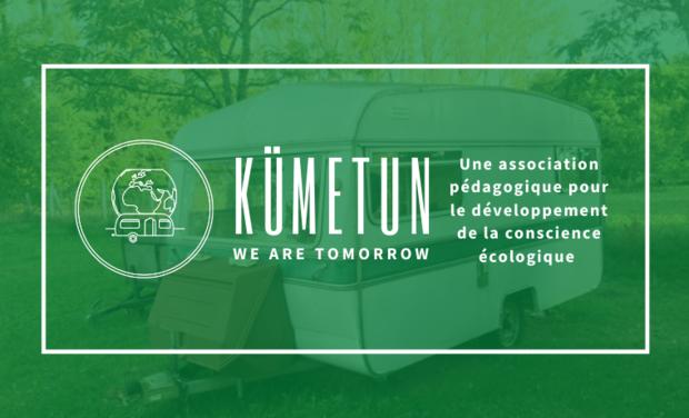 Project visual Kümetun : la sensibilisation aux pratiques éco-responsables