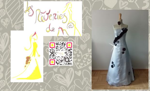 Visuel du projet Création de robes de mariée... par les rêveries de M