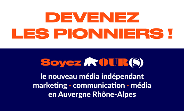 OUR(S) le nouveau média marketing-communication-médias en Auvergne Rhône-Alpes par OUR(S)