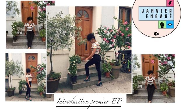 Visuel du projet INTRODUCTION (PREMIER EP)